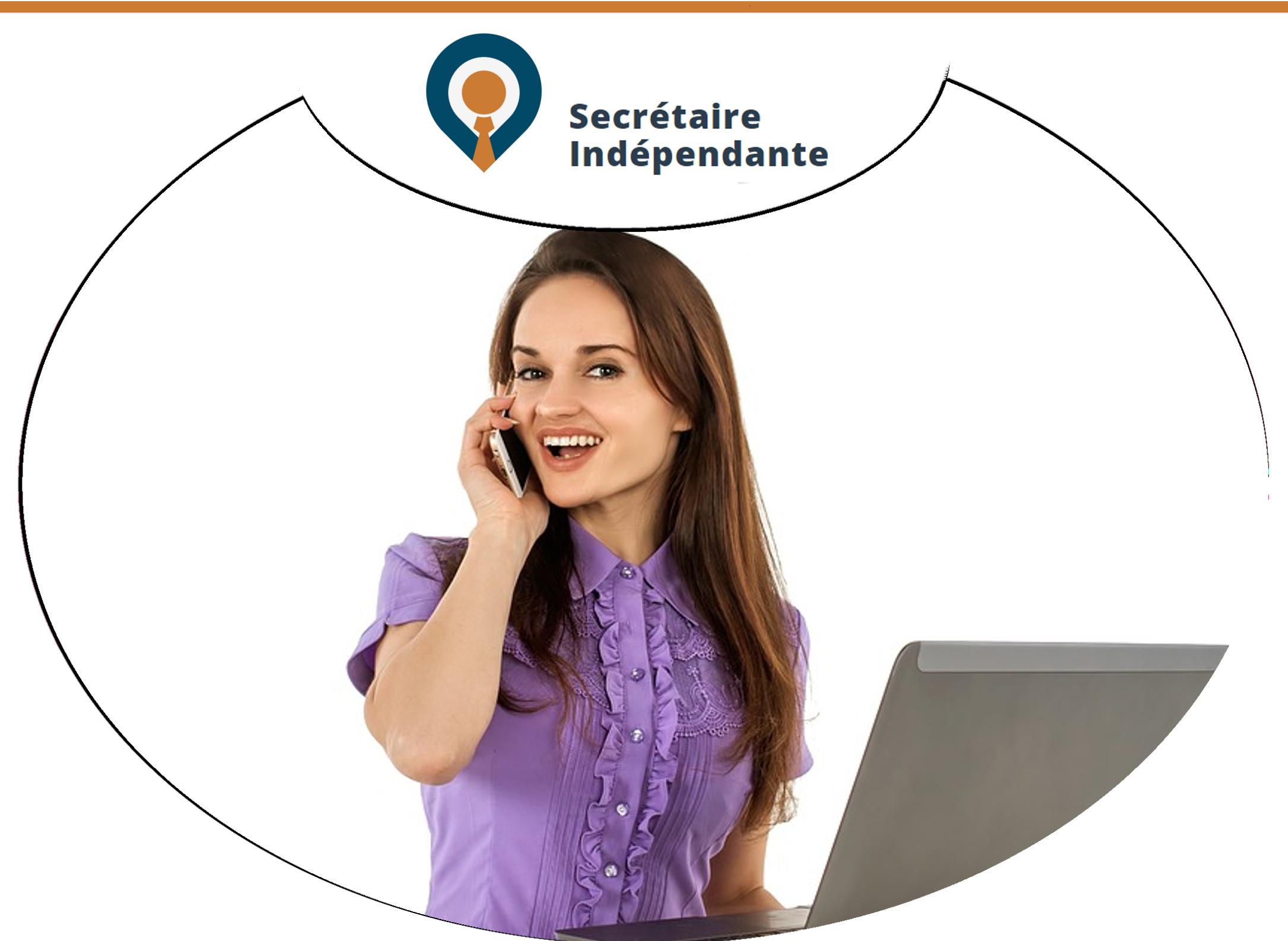 secrétaire indépendante, infogérance, télésecrétaire, secrétaire